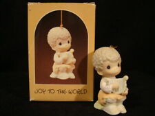 Precious Moments Nativity Shepherd-Joy To The World Ornament (Stock Photo)