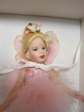 """Powder Puff Fairy - 7.5"""" Jointed Porcelain Doll #92 of 500 Mint! Robert Tonner -"""