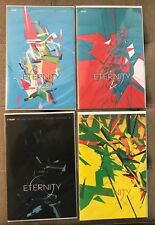 ETERNITY #1 thru 4 Cover B all NM Valiant / Kindt MUST SEE !!!