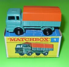 Matchbox / 1 Mercedes Benz Truck / Boxed