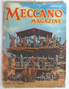 Meccano Magazine:  March 1934