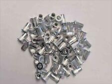 Rivet Nuts M5 Aluminum 100pc Buy 3 Or More 10 Rebate Rivnut Riv Nut Nutsert