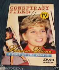 Conspiracy Files: Princess Diana - A Plot at the Palace - DVD - AS SEEN ON TV
