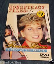 Conspiracy Files: Princess Diana - A Plot at the Palace - DVD - AS SEEN ON TV
