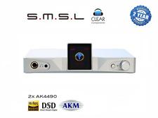 SMSL M9 2x AK4490 AKM DSD 768kHz DAC DIGITAL ANALOG CONV. USB DA WANDLER HIGHEND