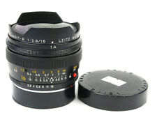 EX+ Leica Fisheye-Elmarit-R 16mm f/2.8