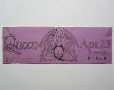 Queen 1975 Kobe Japan Sheer Heart Attack Tour Japanese Concert Ticket Stub