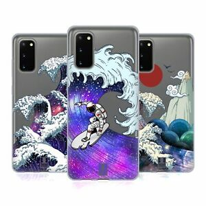 HEAD CASE DESIGNS GALAXY WAVES SOFT GEL CASE FOR SAMSUNG PHONES 1