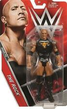 The Rock WWE Mattel Basic 70 Brand New Action Figure Toy - Mint Packaging
