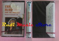 MC ERIC BURDON AND THE ANIMALS House of the rising sun SIGILLATA cd lp dvd vhs