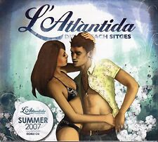 L'ATLANTIDA DISCO BEACH SITGES MIXED BY DAVID TORT & SERGIO B SUMMER 2007 2 CD's