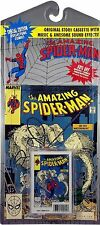 Amazing Spiderman Shan Lon On The Waterfront Comic & Cassette Giveaway Promo Mpi