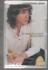 RICCARDO COCCIANTE INNAMORATO MC K7 MUSICASSETTA SIGILLATA!!!