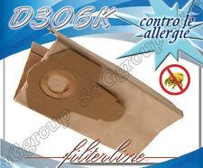 D306K 8 sacchetti filtro carta x De Longhi XW 1200ED