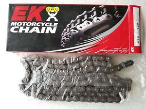 EK Chain 420-120 Made in JAPAN CR85 CRF150R KX60,65,80 KDX80 KTM 60SX 65SX Z50