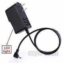2A AC/DC Power Adapter Wall Charger For Coby DP700 DP 700 wd Digital Photo Frame