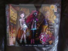 Monster High Boo York (Draculaura, Catty Noir, Clawdeen Wolf) NIB (Read Descrip)