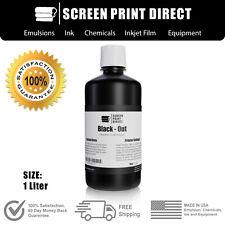 Universal InkJet Ink Refill - UV Blocking for Film Positives 1 Ltr. bottle