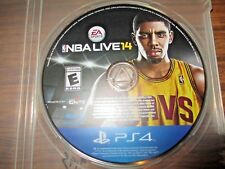 NBA Live 14 (Disc Only) (Sony PlayStation 4, 2013)