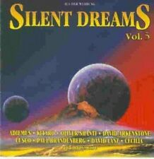 Silent Dreams 5 (1996) Adiemus, Ginkgo Garden, Oliver Shanti, Kitaro.. [CD]