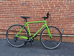 Fairdale Lookfar Cowabunga Green Cruiser/Commuter Bicycle - Large