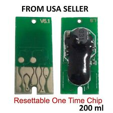 11 one time use cartridge chip for epson stylus pro 4900 refillable cartridge rj
