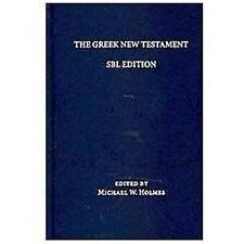 The Greek New Testament: SBL Edition, Michael W. Holmes, Good,  Book