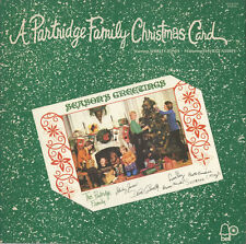 A Partridge Family Christmas Card VINYL LP EXCELLENT CONDITION DAVID CASSIDY