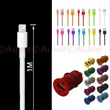 ONE Color USB Car Charger for iPhone x/8/7/6S/6/5/5S/5C/iPod <TV>