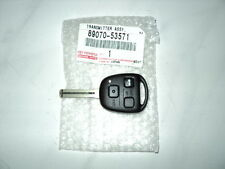 TOYOTA LEXUS SC430 SC460 2000-2003 NEW Genuine Remote Immobilizer KEY