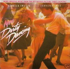MORE DIRTY DANCING  -  CD - ORIGINAL SOUNDTRACK