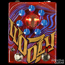 NEW ZVEX EFFECTS CUSTOM HAND PAINTED WOOLLY MAMMOTH 7 GUITAR / BASS FUZZ PEDAL