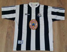 Newcastle 1995 - 1997 rare vintage home shirt size XL