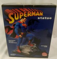 DC COMICS SUPERMAN STATUE FS By JIM LEE  JUSTICE LEAGUE Batman JLA JUSTICE LEAGU