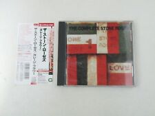 STONE ROSES - THE COMPLETE - CD JAPAN W/OBI CAT. CTCZ-30004 - SAMPLE 1996 - M/M