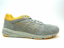 ASICS SHAW RUNNER LIGHT GREY MEN SHOES SIZE 8