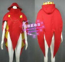 The Legend of Zelda Ghirahim Halloween Red Cloak/Cape Cosplay Costume &