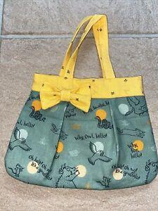 Handmade Girls Handbag Gruffalo