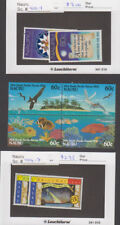 Nauru - 1993 Commemorative Sets. Sc. #400//7, SG #408//16. Mint NH
