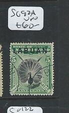 LABUAN  (B0910) 5C BIRD  SG 92A  VFU