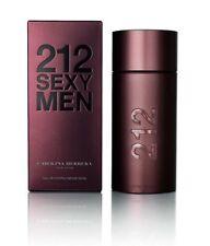 212 Sexy 3.4 oz EDT for men