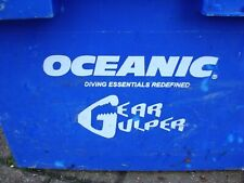 Dive Equipment Gear Gulper Storage Box