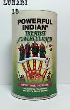 The Most Powerful Hand, La Mano Mas Poderosa, Incense, Powder, Indio Poderoso
