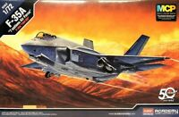 Academy 1:72 F35A Seven Nation Air Force Plastic Model Kit 12561