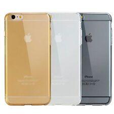 FUNDA TPU 100% GEL TRANSPARENTE ULTRA FINA SLIM 0.3MM PARA iPhone Plus 6 5 5S