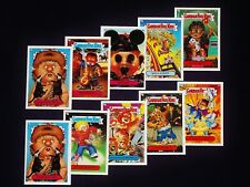 GARBAGE PAIL KIDS 2003 All New Series 1 Complete Set + Wrapper 80 Cards NM -ANS1