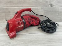 Dirt Devil Handy zip 150 Z. Vintage Retro 1995. Hand Held Vacuum Cleaner WORKING