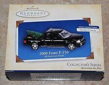Hallmark Keepsake Ornament Ford 2000 F-150 Trucks Ornament Collector's NIB