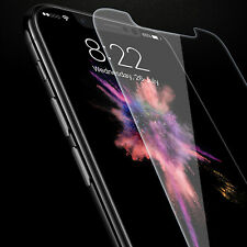 iPhone X / 8 / 8 Plus / 7 Tempered GLASS Screen Protector Bubble Free