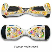 Sticker Skin Decal Hover Board Self-Balancing Electric Scooter Protective Cover